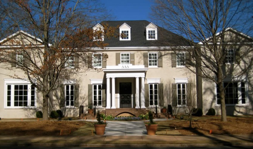 Tri Delta Sorority House
