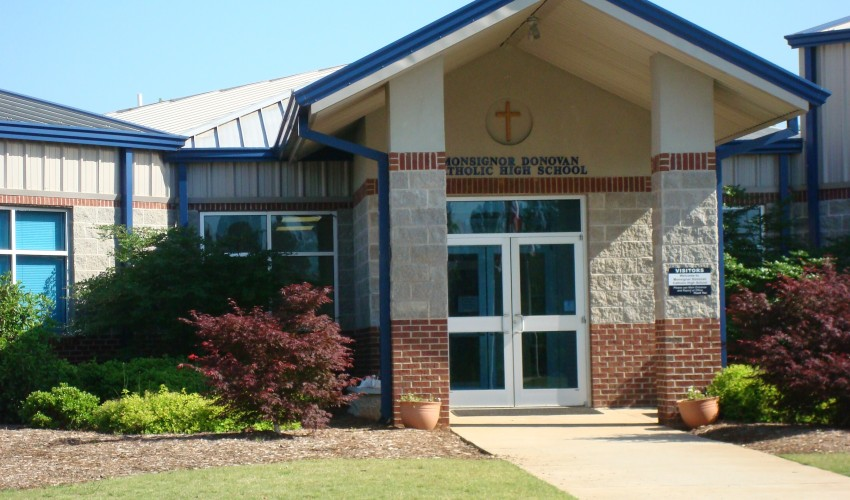 Monsignor Donovan Catholic High School Design/Build