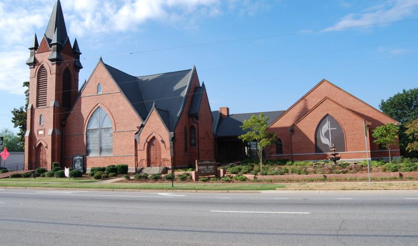 Hartwell First United Methodist Church