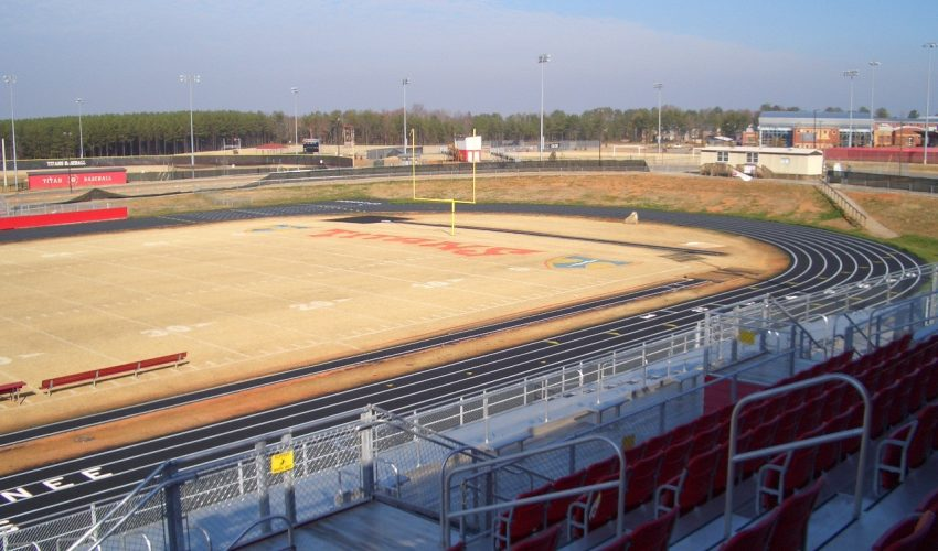 North Oconee High School Athletic Facilities Master Plan