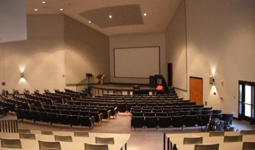 University of Georgia – Medical Campus George Hall Building Auditorium