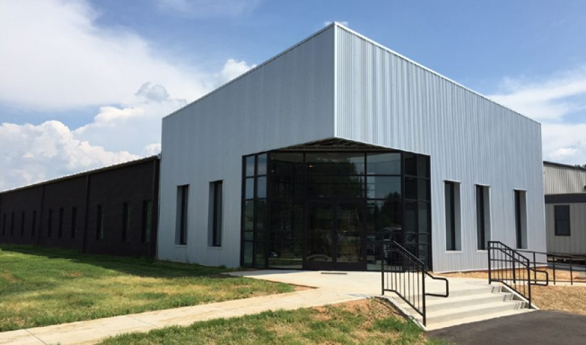 McCann Aerospace Machining, LLC Design and Construction of Manufacturing Facility