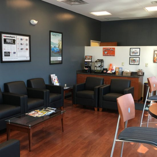 Subaru Dealership Renovation