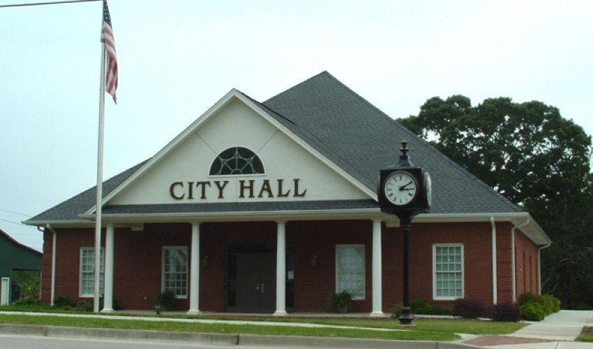 Town of Homer – Town Hall and Fire Station