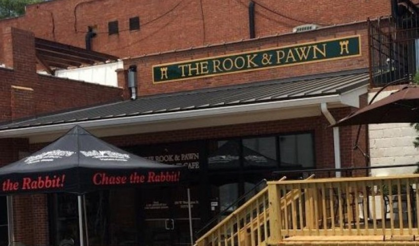 Rook and Pawn Café Historic Building Adaptive Reuse