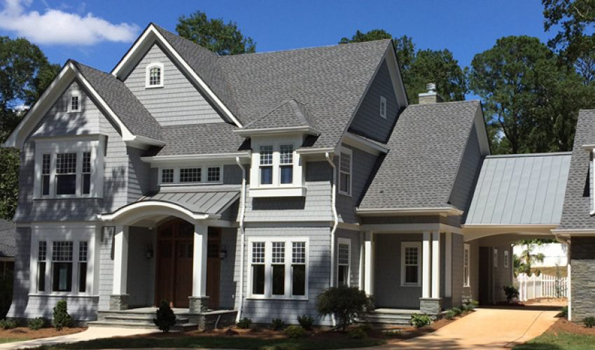 Five Points Residence Design and New Construction